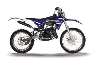 Sherco 50 SE-R Blue
