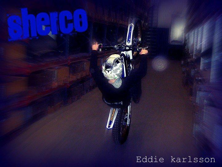 Eddie Karlsson Sherco